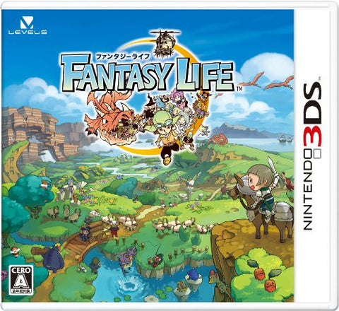 Image for Fantasy Life