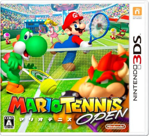 Image for Mario Tennis Open