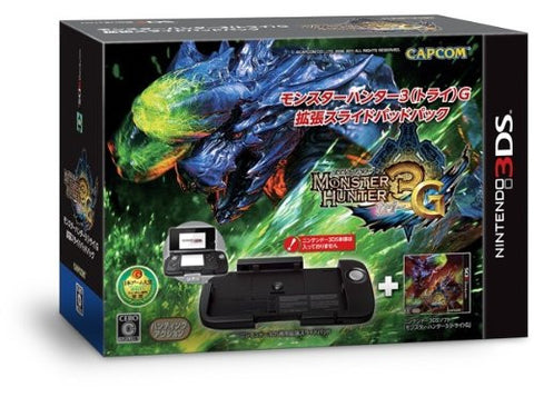 Image for Monster Hunter 3G [Slide Pad Pack]