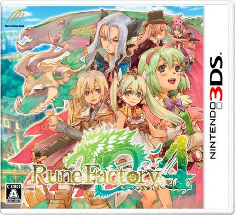Image for Rune Factory 4