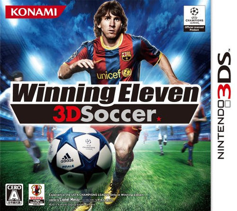 Image for Winning Eleven 3D Soccer