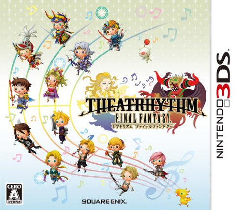 Image for Theatrhythm Final Fantasy