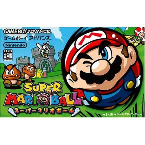 Image for Super Mario Ball