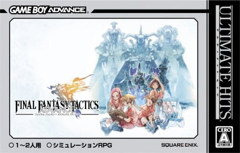 Image for Final Fantasy Tactics Advance (Ultimate Hits)