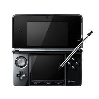 Image for Nintendo 3DS (Clear Black)