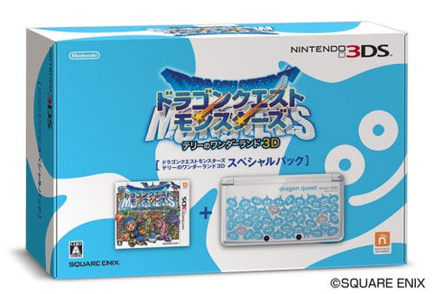 Image for Nintendo 3DS (Dragon Quest Monsters: Terry no Wonderland 3D Edition)