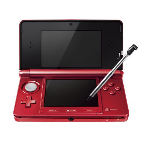 Image for Nintendo 3DS (Flare Red)