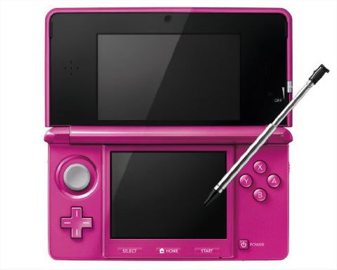 Image for Nintendo 3DS (Gloss Pink)