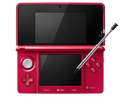 Image 1 for Nintendo 3DS (Metallic Red)