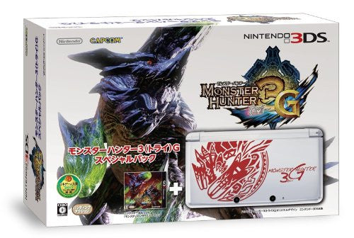 Image 1 for Nintendo 3DS (Monster Hunter 3G Edition)