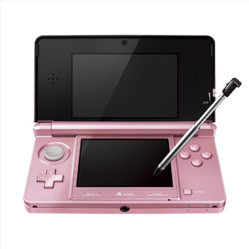 Image 1 for Nintendo 3DS (Mysty Pink)