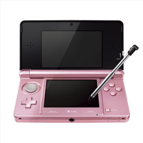 Image for Nintendo 3DS (Mysty Pink)