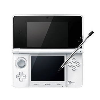 Image for Nintendo 3DS (Pure White)