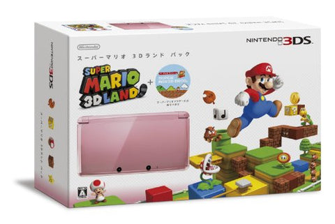 Image for Nintendo 3DS (Super Mario 3D Land Pink Edition)