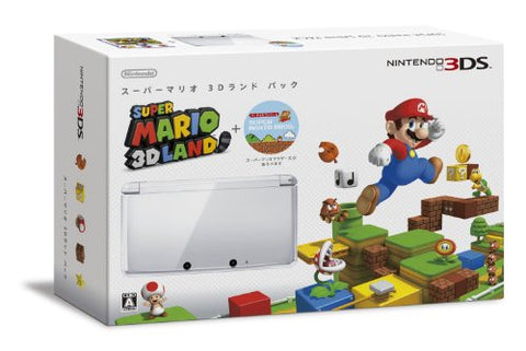 Image for Nintendo 3DS (Super Mario 3D Land White Edition)