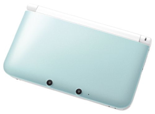 Image 1 for Nintendo 3DS LL (Mint x White)