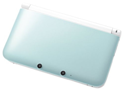 Image for Nintendo 3DS LL (Mint x White)
