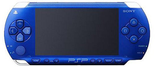 Image 1 for PSP PlayStation Portable - Metallic Blue (PSP-1000MB)