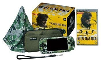 Image for Metal Gear Solid Peace Walker Premium Pack (PSP-3000 Bundle)