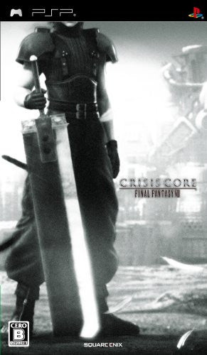 Image 1 for PSP PlayStation Portable Slim & Lite - Crisis Core: Final Fantasy VII Bundle