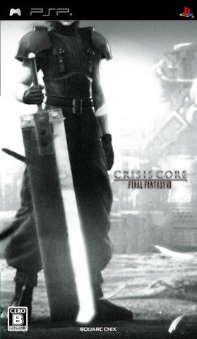 Image for PSP PlayStation Portable Slim & Lite - Crisis Core: Final Fantasy VII Bundle