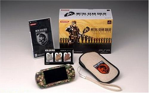 Image 1 for Metal Gear Solid Portable Ops [Premium Pack]