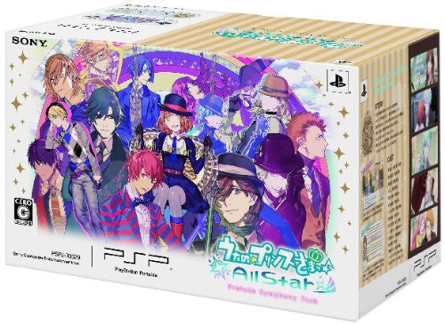 Image 1 for PSP PlayStation Portable Slim & Lite (Uta no * Prince-Sama All Star Prelude Symphony Pack)