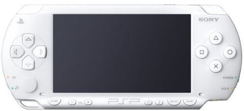 Image for PSP PlayStation Portable - Ceramic White (PSP-1000CW)