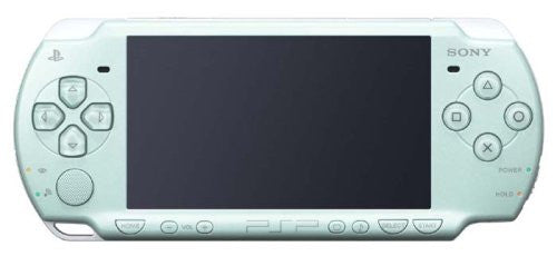 Image 1 for PSP PlayStation Portable Slim & Lite - Mint Green (PSP-2000MG)