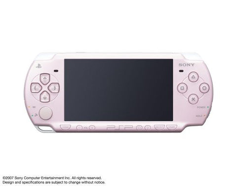 PSP PlayStation Portable Slim & Lite - Rose Pink (PSP-2000RP)