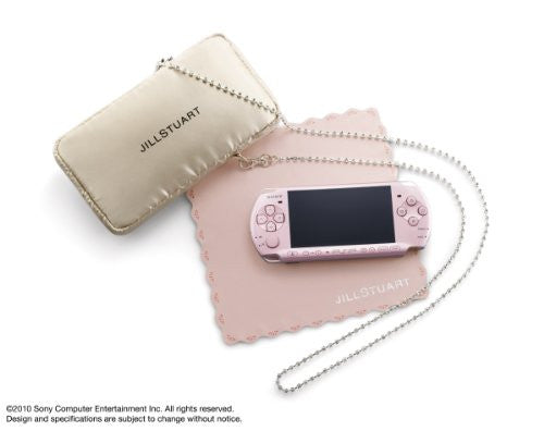 PSP PlayStation Portable Slim & Lite - Jill Stuart Sweet Limited Package Bundle