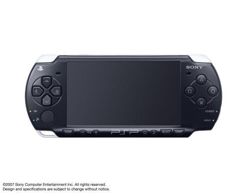 Image 1 for PSP PlayStation Portable Slim & Lite - Piano Black (PSP-2000PB)