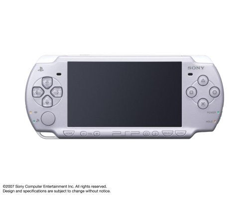 Image 1 for PSP PlayStation Portable Slim & Lite - Lavender Purple (PSP-2000LP)