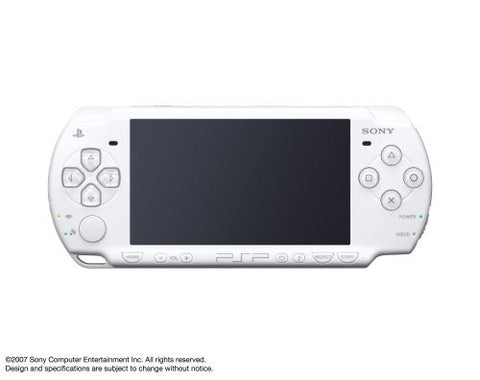 PSP PlayStation Portable Slim & Lite - Ceramic White (PSP-2000CW)