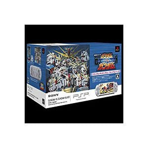 Mobile Suit Gundam: Gundam vs. Gundam (PSP Pack)