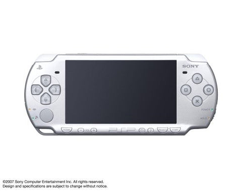 Image for PSP PlayStation Portable Slim & Lite - Ice Silver (PSP-2000IS)