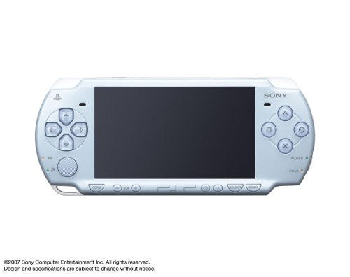 Image 1 for PSP PlayStation Portable Slim & Lite - Felicia Blue (PSP-2000FB)