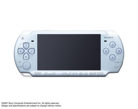 Image for PSP PlayStation Portable Slim & Lite - Felicia Blue (PSP-2000FB)