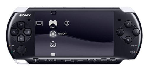 Image 1 for PSP PlayStation Portable Slim & Lite - Piano Black Value Pack (PSP-3000KPB)