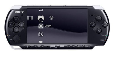 PSP PlayStation Portable Slim & Lite - Piano Black Value Pack (PSP-3000KPB)