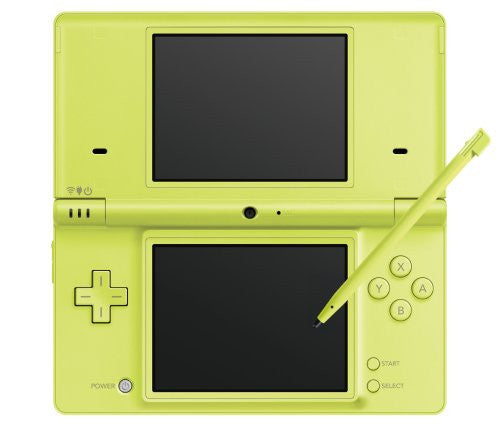 Image 2 for Nintendo DSi (Lime Green)