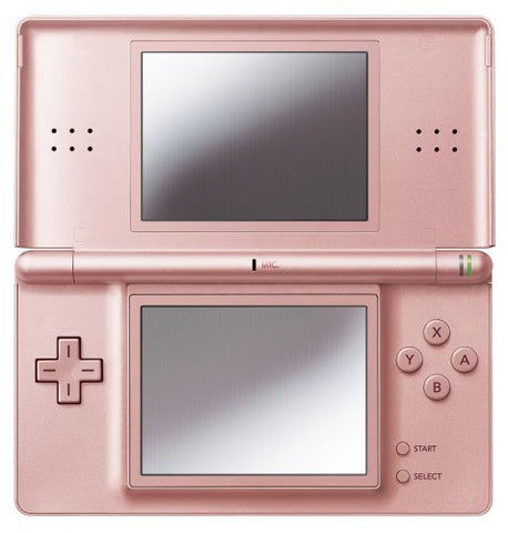 Image for Nintendo DS Lite (Metallic Rose) - 110V
