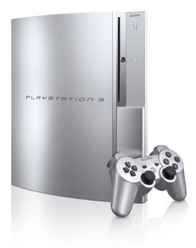 Image 1 for PlayStation3 Console (HDD 80GB Model Gran Turismo 5 Prologue Spec III Bundle) - Satin Silver