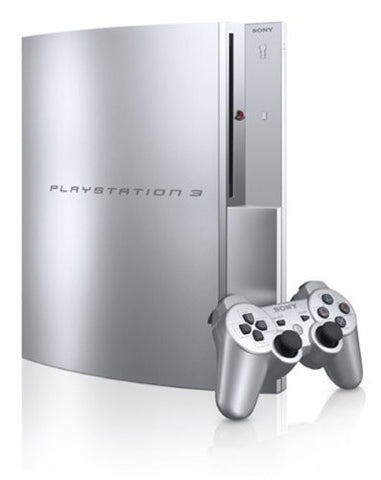 Image for PlayStation3 Console (HDD 80GB Model Gran Turismo 5 Prologue Spec III Bundle) - Satin Silver