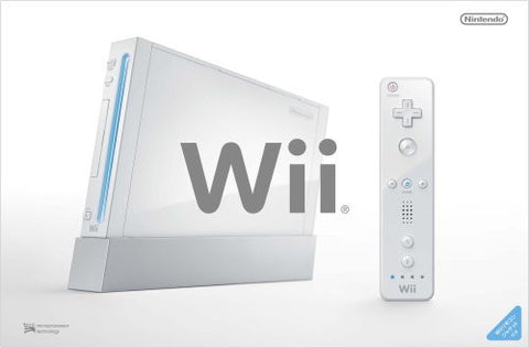 Image for Nintendo Wii (for Japanese games only) (White)