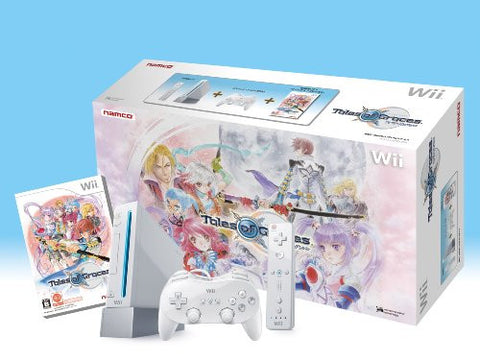 Image for Tales of Graces (Wii Bundle)