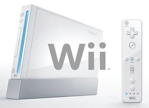 Nintendo Wii (for Japanese games only) (White)