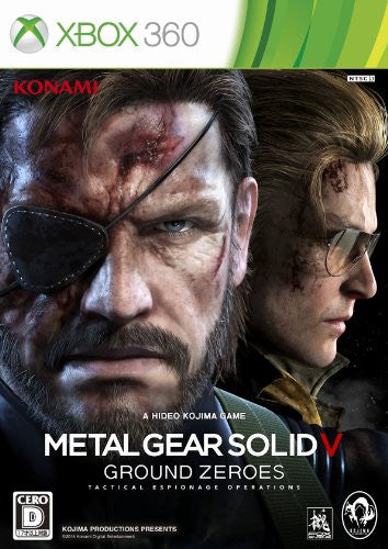 Image 1 for Metal Gear Solid V: Ground Zeroes