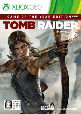 Image for Tomb Raider: Game of the Year Edition