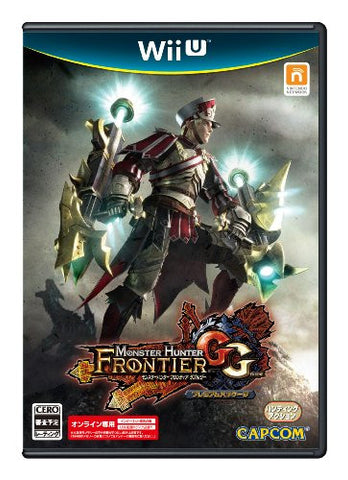 Monster Hunter Frontier GG Premium Package